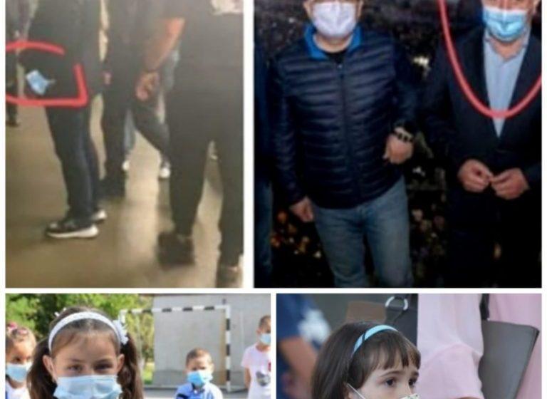 AUR, ieșire dură: Acești ipocriți care ne conduc. Dacă ei nu poartă mască, românilor de ce le cer să facă acest lucru?