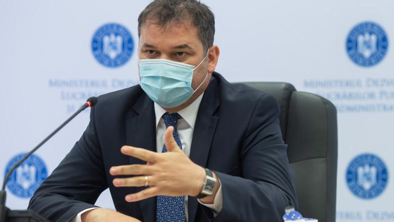 Cseke Attila își ia în serios rolul de interimar la Sănătate: 'Nu vreau ca pacienții dintr-un județ să fie refuzați și să nu fie tratați în alt județ'