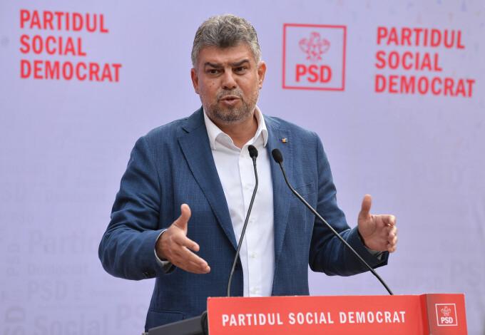 Decizia CCR nu va schimba soarta Guvernului Cîțu! Marcel Ciolacu: 'E căzut'