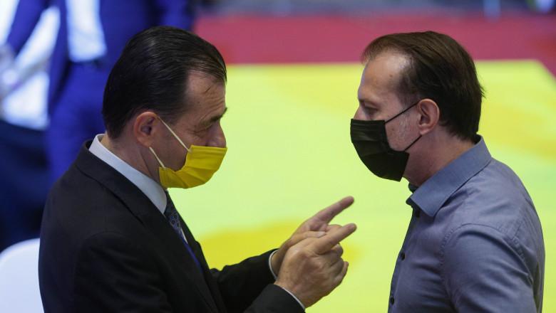 După creșterea explozivă a cazurilor de coronavirus, Ludovic Orban îl atacă pe Florin Cîțu: Ce nu a făcut premierul pentru a nu se ajunge în actuala situație