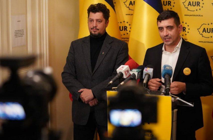 Haosul creat de principalele partide, avantaj pentru AUR! Remus Ștefureac: 'E foarte posibil să ajungă al doilea cel mai mare partid din România'