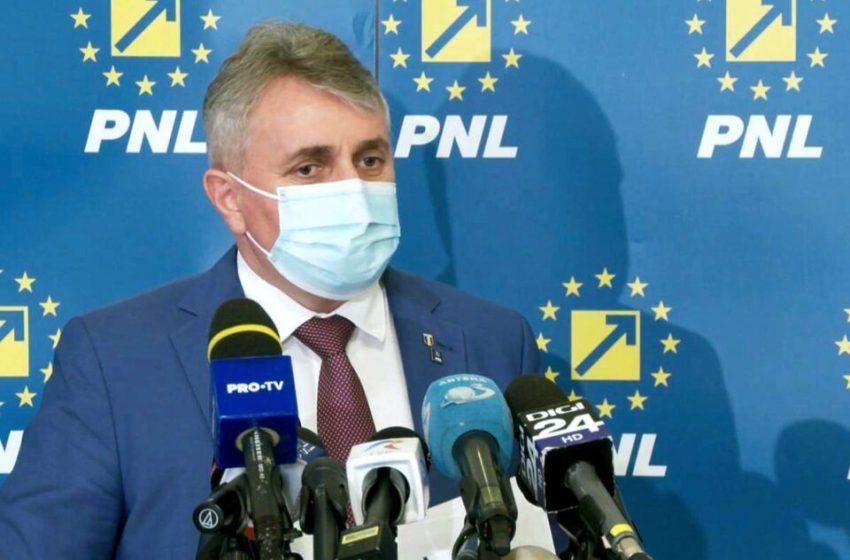 Lucian Bode, despre congresul PNL: 'Explicațiile sunt foarte solide și nu există nicio premisă de a nu putea organiza acest congres cu cinci mii de delegați'