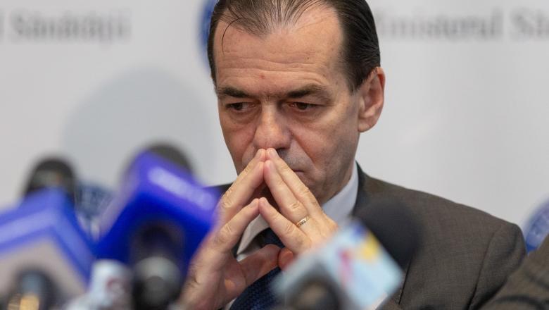 Ludovic Orban se teme de fraudarea voturilor la congresul PNL: 'Nu aș vrea să ajungem în luptă corp la corp'