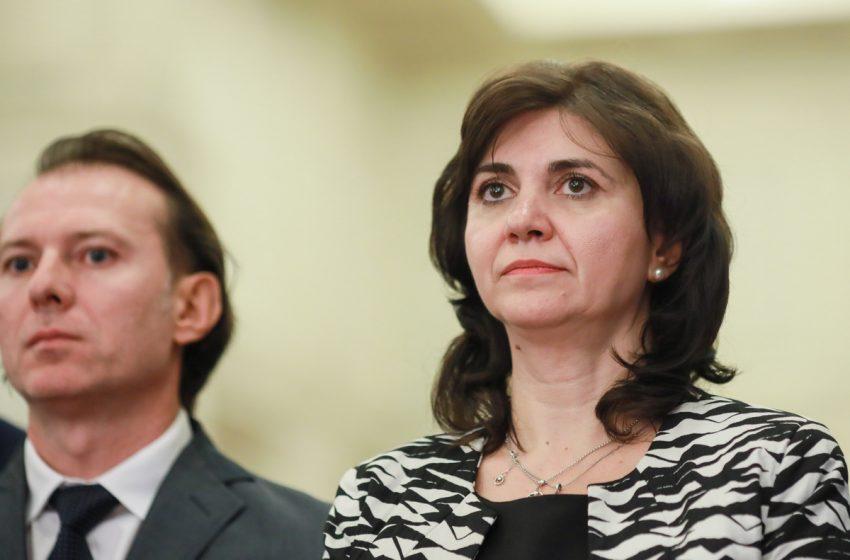 Ludovic Orban, vinovat pentru ruperea coaliției! Monica Anisie: 'Este rezultatul negocierii dezastruoase a lui Orban'