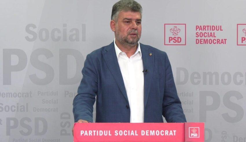 Marcel Ciolacu: 'Acesta este, azi, PNL: Marea Drujbă a lui Klaus Iohannis'