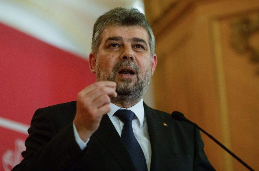 Marcel Ciolacu exclude orice fel de înțelegere cu liberalii: 'Despre ce blat PSD-PNL să vorbim?! Au transformat o luptă instituțională în lupta a două persoane particulare'