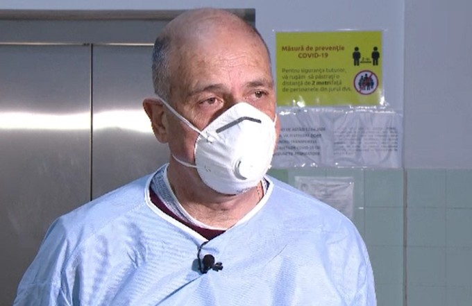 Medicul Virgil Musta atrage atenția: 'Datorită contagiozității foarte mari crește numărul celor care necesită internare în spital'