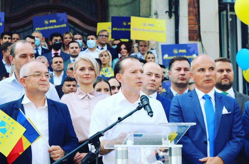Miron Mitrea: 'Aducerea lui Cîțu șef la PNL va duce partidul în jos. Dacă nu găsește o cale și Cîțu va fi președinte, partidul va fi istorie'