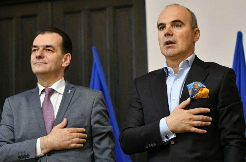 Rareș Bogdan îi bate obrazul lui Ludovic Orban după ce l-a atacat pe Klaus Iohannis: 'L-a susținut în momentele în care partidul îl îndepărta de la putere'