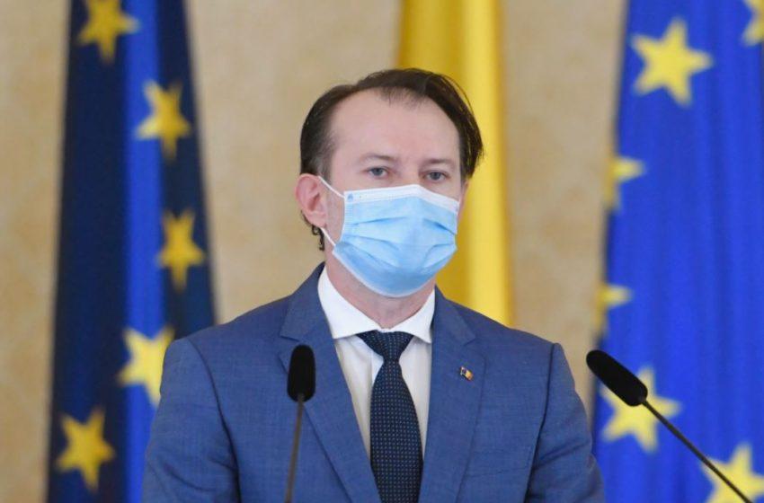 România ar putea să se confrunte cu cea mai dură fază a valului patru. Florin Cîțu a cerut creșterea numărului de paturi la ATI