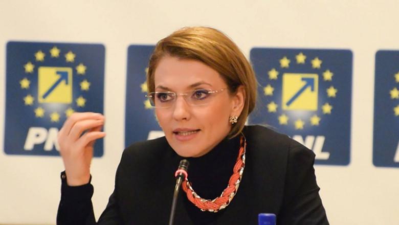 Alina Gorghiu, ieșire în forță: 'Alianța USR-AUR a născut monștri. Voi solicita o discuție în BPR despre această problemă'