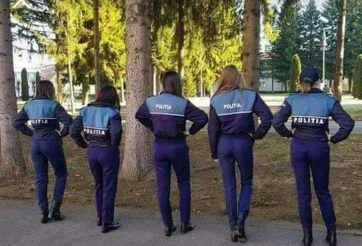 Amantlânc cu năbădăi în Poliția Română! Soția-polițistă s-a dus peste presupusa amantă, și ea tot polițistă