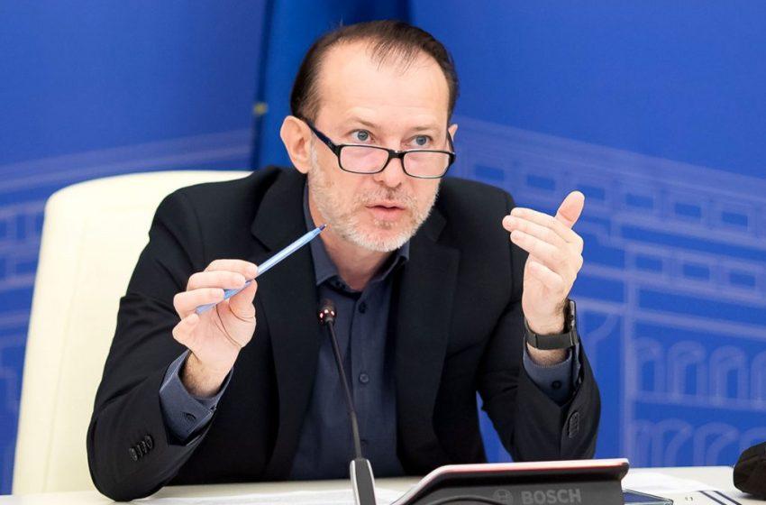 Anca Dragu nu mai vrea ca USR-ul să fie la Guvernare? Florin Cîțu: 'Ne spune să scot USR de la guvernare. Este un demers hilar'