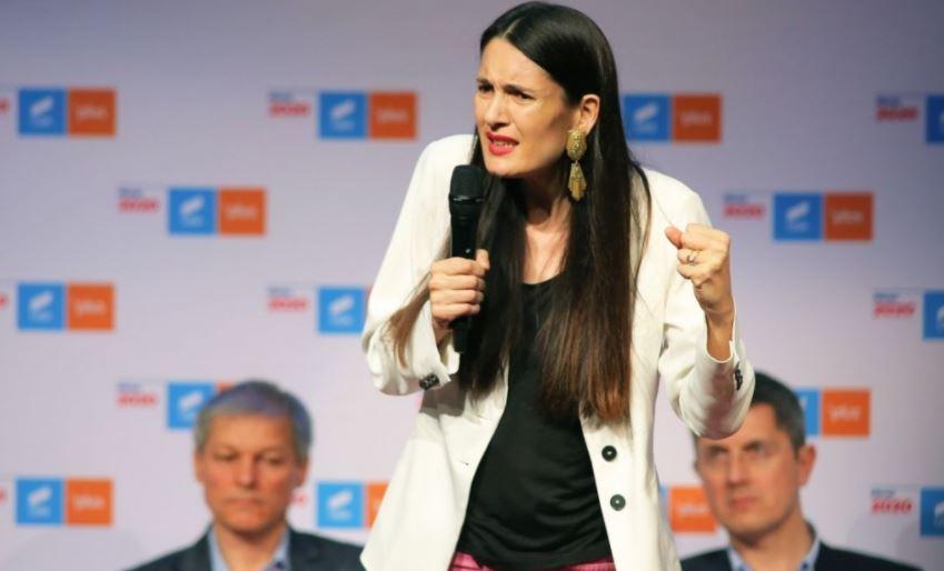 Clotilde Armand se plânge că e pe cont propriu! Criza guvernamentală îi afectează 'proiectele foarte concrete'! 'Ministrul Drulă era de acord'