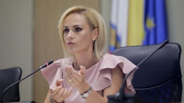 Gabriela Firea intervine în scandalul Nicușor Dan-Clotilde Armand: 'Domnilor imaculați Orban și Barna, nu vă luați incompetenții, leneșii și căpușarii bugetelor acasă?'