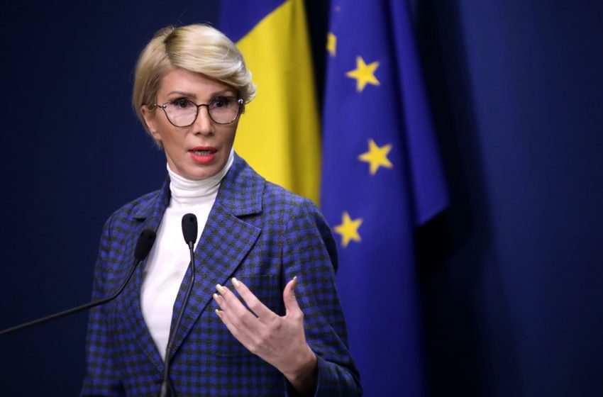 Ministrul Muncii, Raluca Turcan: 'Intenționăm să dăm mai multă libertate inspectorilor de muncă când descoperă în teritoriu situații de muncă la negru sau subdeclarată'