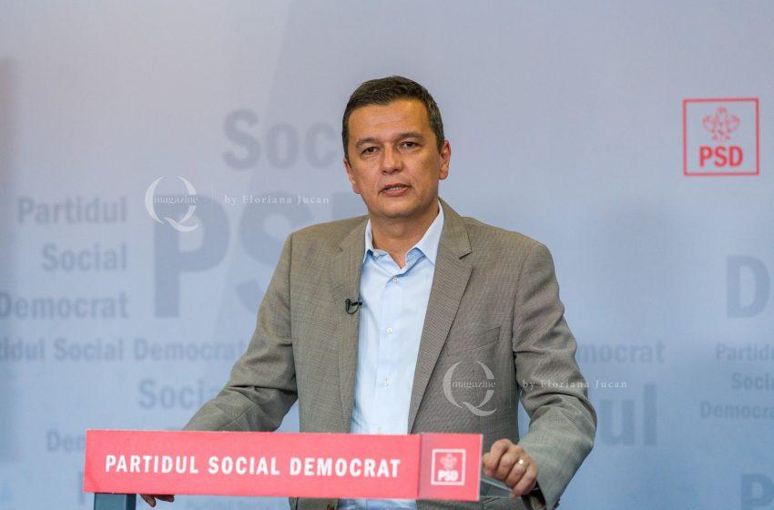 Mutare făcută de PSD azi! Un pachet de legi legate de plafonarea prețului la energie