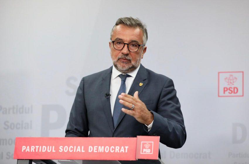 Social-democrații refuză să guverneze cu PNL! Lucian Romașcanu: 'Nu prea văd cum ne așezăm la masă cu doamna Turcan'